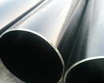 ASTM A500 Round ERW CS Pipe, 8 Inch, BE